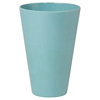 Now Designs Ecologie Large Tumbler, Turquoise, Set of 6