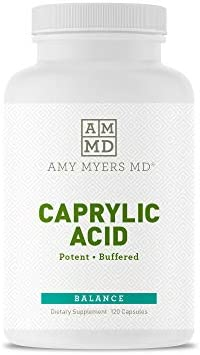 Amy Myers Caprylic Release Formula