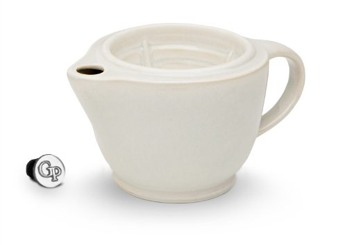 Georgetown Pottery G20 Shaving Scuttle Mug - Opal by Georgetown Pottery