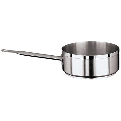 "Paderno World Cuisine ""Grand Gourmet"" Stainless-steel 4-1/2-Quart Saute Pan"