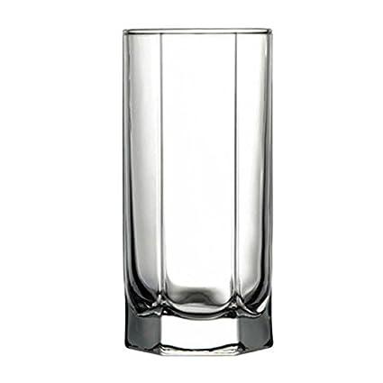 Pasabahce Tango Long Drink Juice Glass, 290 ml,Set of 6