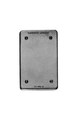 Crouse-Hinds DS100G Cast Aluminum Surface or Flush Condulet Cast Device Box