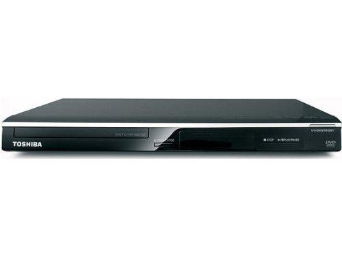 Toshiba SD3300 DVD Player - Black