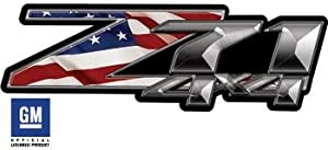 Amazon Com American Flag Suv Decals Automotive