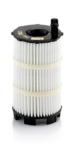 Mann Filter HU 7005 x Metal Free Oil Filter Element