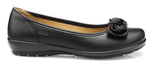 Black Scarpe 5 Donna Ladies 36 da Nero Black Barca Nero Hotter WY67w5q5