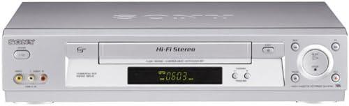 B00008RS95 Sony SLV-N700 Hi-Fi VHS VCR 31EXR11D4JL.