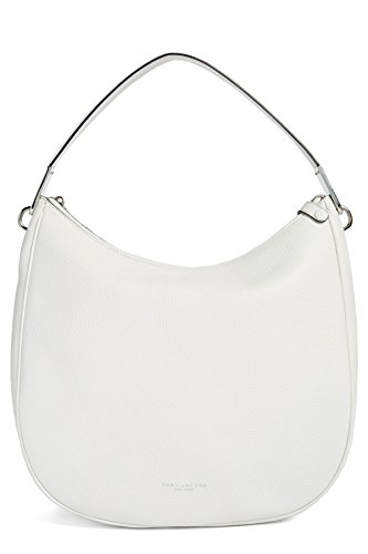 By Jacobs Bag Shoulder Hobo Leather Place Off Marc White Marc Pike wEdqUZf