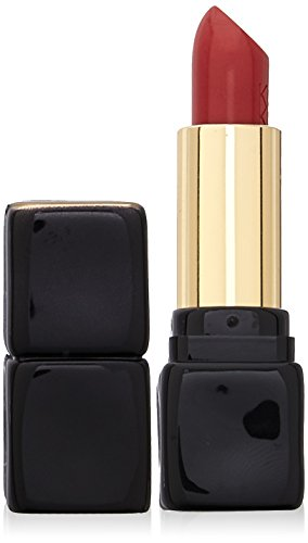 Lipstick Guerlain Red - Guerlain Kiss-Kiss Shaping Cream Lip Color Lipstick for Women, No. 320 Red Insolence, 0.12 Ounce