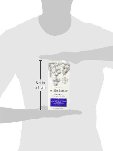 Milkadamia Variety Pack, Macadamia Milk, 32 Ounce  (Pack of 6) by Milkadamia (Image #8)