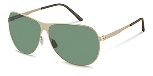 RODENSTOCK Men's R1402-B - Sunglasses Rodenstock