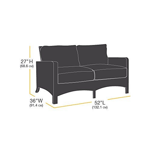AmazonBasics-2-Seater-Deep-Lounge-Sofa-Patio-Cover