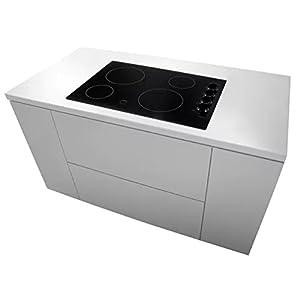 """Frigidaire FFEC3024LB 30"""" Electric Cooktop, Black"""