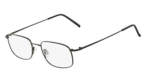 Flexon Flexon 610 Eyeglasses 033 Gunmetal Demo 53 18 145 from Flexon
