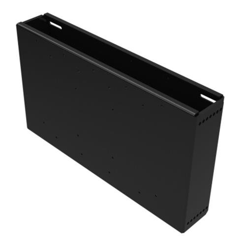 Expandable Wall Box Providing Additional Throw Distance for Projector Arm Model
