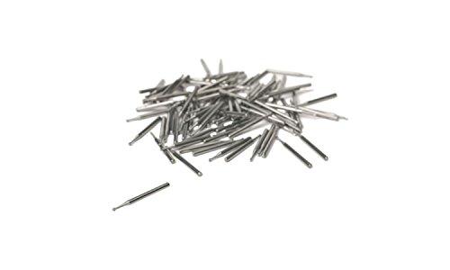 Round Carbide bur (Pkg of 100) by Delta Kits