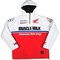 Troy Lee Designs Honda Team Jacket White by Troy Lee Designs