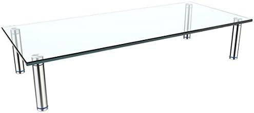 RICOO Soporte de Base para TV y Monitor FS7828-C Mueble Mesa de ...