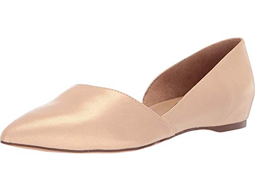 - Naturalizer Women's Samantha Soft Nude Pearl Leather 7.5 W US