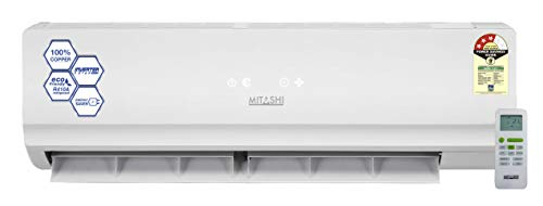 Mitashi 1.5 Ton 3 Star Inverter Split AC  Copper INA318K50 White