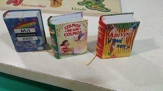 Contos Clássicos Para Crianças Mini Livro