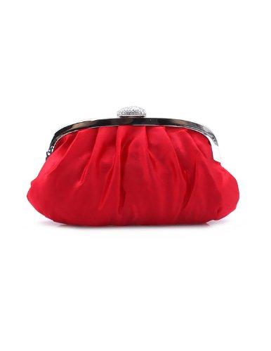 AYOZEN - Bolso de asas para hombre rojo - rojo