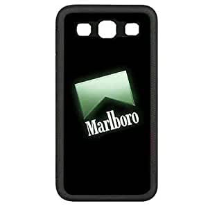Phone Acccessory Novelty Fine Cover With Well-known Brand Logo Exclusive Case Funda Fit Para Samsung Galaxy S3 I9300 Marlboro