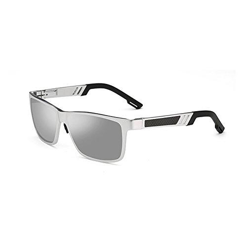 soleil B mode Lunettes d'équitation Lunettes protection polarisées de soleil haute lunettes D de définition ZHIRONG de d'hommes de Couleur soleil de de PRq8dd
