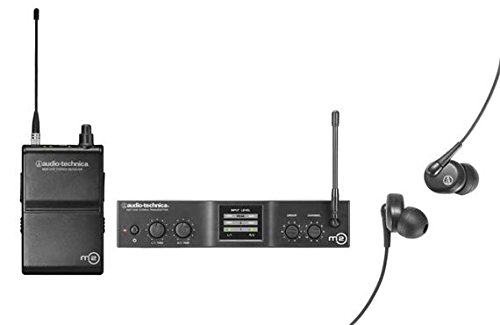 Monitor Audio Technica - Audio-Technica M2 Wireless Personal In Ear Monitor System - (Channel L)