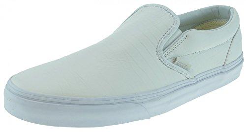 Vans Classic Slip-On California Collection Croc Leather True White croc leather true white
