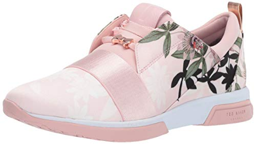 Ted Baker Women's Cepa Sneaker Pink Illusion 5.5 Regular US