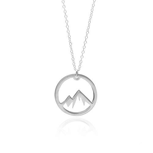 Buy bottle pendant sterling silver