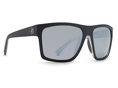 VONZIPPER Sunglasses new color DIPSTICK (matte black / silver mirrror, one color) by VonZipper