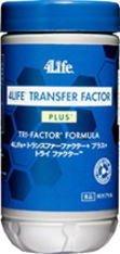 トランスファーファクター プラス トライファクター お得用* βグルカン,D-フラクション,アロエ ベラ,IP6,亜鉛入り健康食品(サプリメント) B0045TB67I