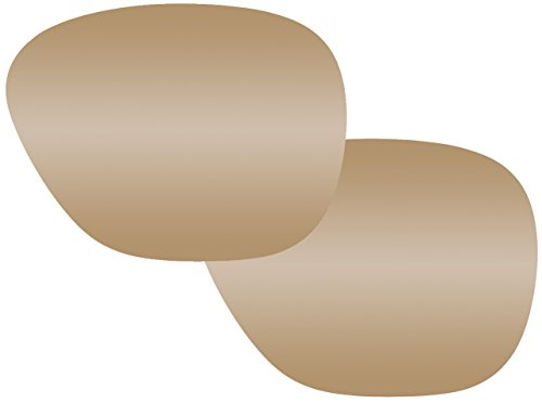 (Suncloud Optics Flutter Authentic Replacement Polarized Lenses (Sienna Mirror Lens))