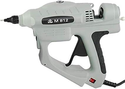pistola para pegamento en Caliente eléctrica Profesional 400W M812Romeo maestri