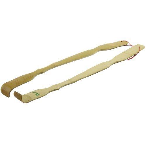 JapanBargain Bamboo Back Scratchers, 17'' L (Pack of 2) ()