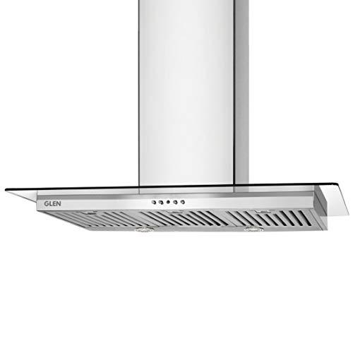 Glen 6062 Kitchen Chimney Stainless Steel – 90 cm, Airflow 1250 m3/hr
