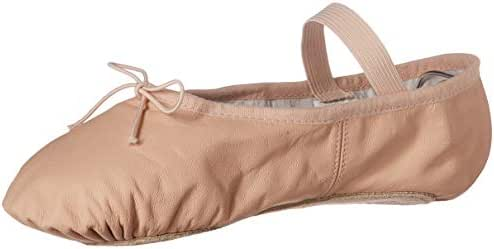 Bloch Dance Women's Dansoft Full Sole Leather Ballet Slipper/Shoe