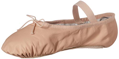 Bloch Women's Dansoft Full Sole Leather Ballet