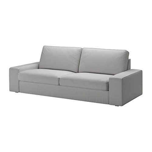 Ikea Kivik Sofa Slipcover, Orrsta Light Gray 102.786.72