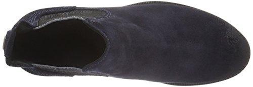 Hilfiger Denim A1385vive 12b, Zapatillas de Estar por Casa para Mujer Azul - Blau (Midnight 403)