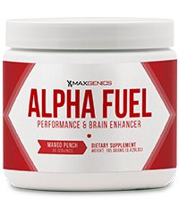 MaxGenics Alpha Fuel Performance and Brain Enhancer