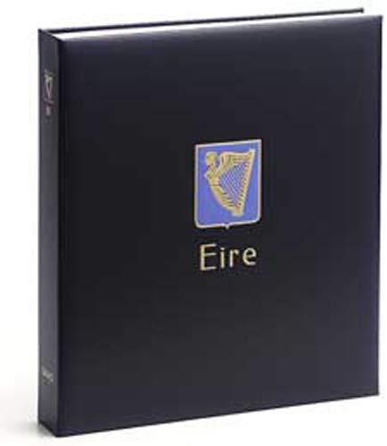 DAVO 5734 Luxus Briefmarken-Album Irland IV 2008-2012