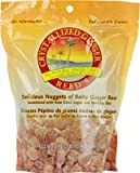 Reed's Crystallized Ginger Chews -- 16 oz