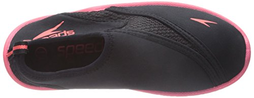 Speedo Kids Surfwalker Pro 2.0 Water Shoes (bimbo / Bimbo Grande) Nero / Rosa