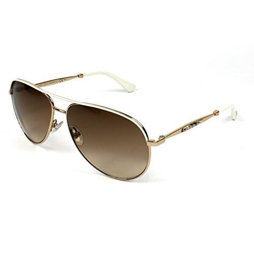 Jimmy Choo Jewly/s Gold Sunglasses big discount