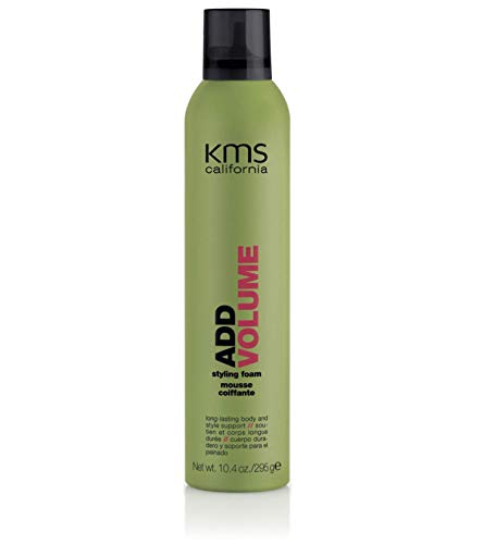 KMS California Add Volume Styling Foam 10.4 Ounce