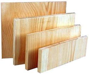 Amazon Com Martial Arts Pine Wood Breaking Boards 12x10x1 Bulk Sports Outdoors