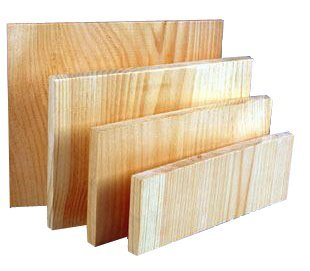 Martial Arts Pine Wood Breaking Boards 12x10x1/2 Bulk by BreakABoard
